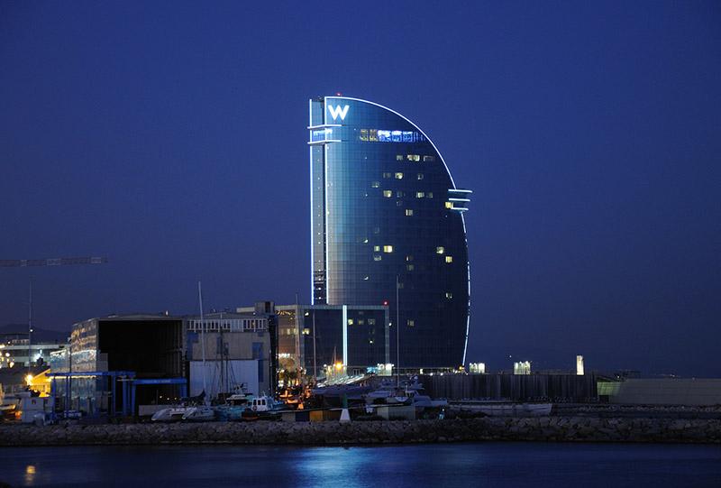 Sueprat colabora en el Hotel W Barcelona