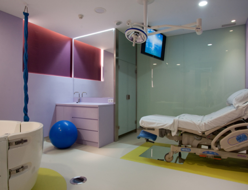 Salas de Parto Hospital Clínic de Barcelona