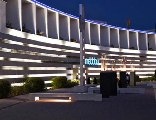 Centro Comercial Ánec Blau